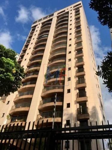 Imagem 1 de 30 de Ref: 12.532 Lindo Apartamento Cobertura Localizado No Bairro Indianópolis, Com 3 Dorms, (2 Suítes), 6 Vagas De Garagem, 481 M² De Área Útil - 12532