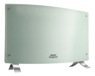 Vitroconvector Calefactor Curvo 2000w Peabody Pevqm20 Blanco