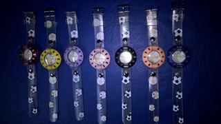 Relojes Unisex , Con Pelotitas