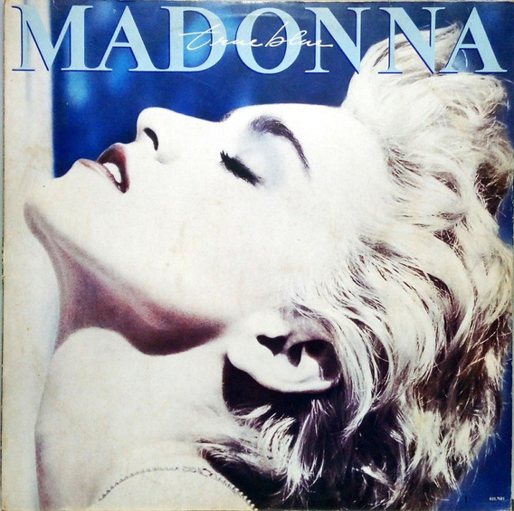 Madonna Lp 1986 True Blue 14086