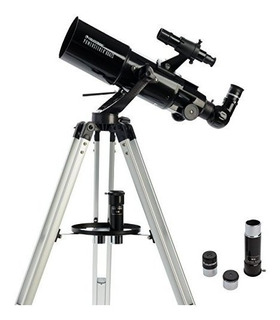 Telescopio Celestron 21087 Powerseeker 80azs (negro)
