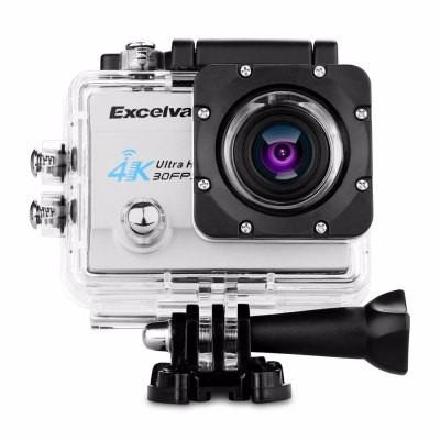 Câmera Excelvan Q8 4k 2 Polegadas De Exibição Wifi 2017