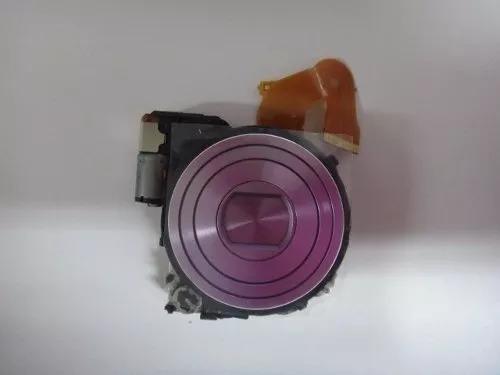 Bloco Ótico Sony Dsc-w570,w630,w650,wx50 Wx70 Violeta