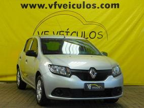 Renault Sandero Authentic 1.0 16v Flex 4p 2015