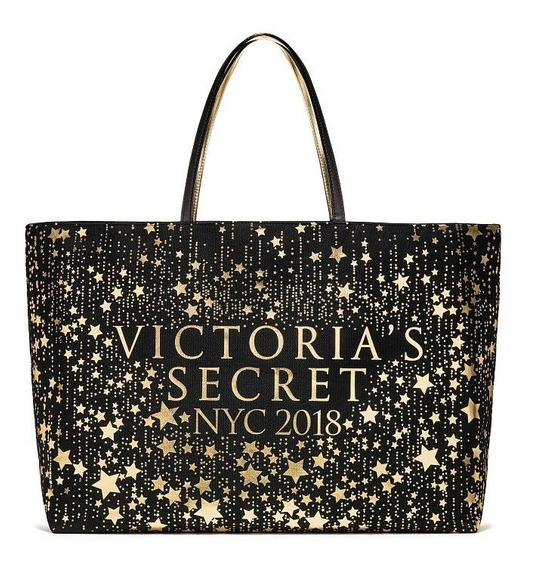 Bolsa Preta Angel Nyc- Victoria Secret Original