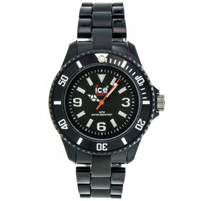 Relógio Chromatic Preto Pequeno Caixa 38 Mm Ice-watch