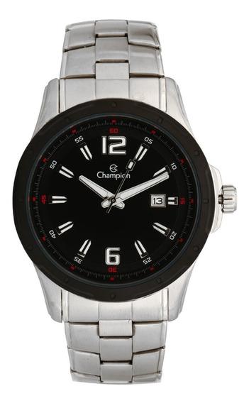 Relógio Masculino Champion Ca30552p Prata