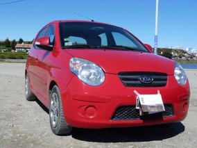 Kia Picanto 2008-único Dueño-liberado En Título- $ 124000
