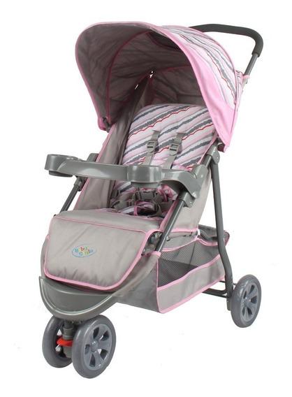 Carrinho Bebê Junne Baby Style (triciclo) 3 Cores