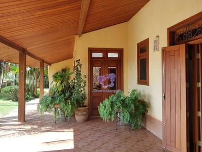 Casa Em Condomínio Com 2 Dormitórios À Venda, 410 M² Por R$ 850.000 - Recanto Maravilha Iii - Santana De Parnaíba/sp - Ca0152