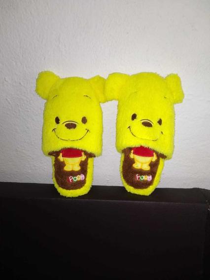 Pantuflas Winnie The Pooh 23-24 Cm