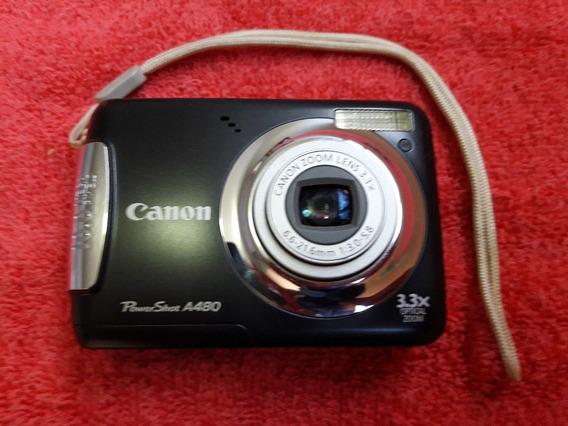 Camara Canon Digital Power Shot A480