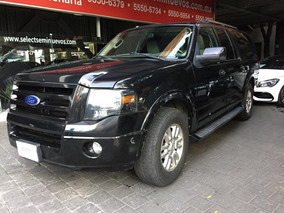 Ford Expedition Max 5.4 Limited Piel V8 4x2 At