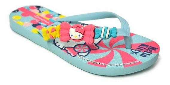 Ojota Ipanema Ipanema Hello Kitty Sweet