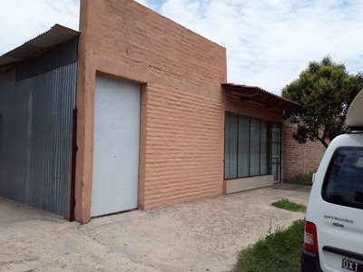 Deposito Galpon Y Dos Departamentos En San Luis Juana Koslay