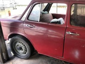 Volkswagen Ze Do Caixão