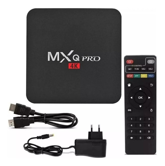 Conversor Smart Tv Box 3gb De Ram 16gb Pro 4k - Android 9.1