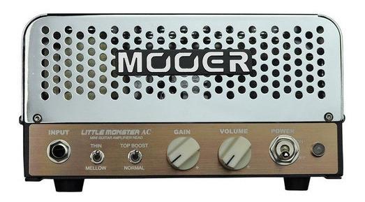 Amplificador Guitarra Electrica Mooer Little Monster Cabezal