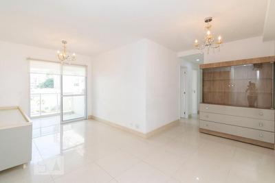 Apartamento No 7º Andar Mobiliado Com 3 Dormitórios E 2 Garagens - Id: 892918251 - 218251