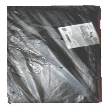 Leiraw Saco Plástico Carga Pesada 100 Litros Pt Ultra Refor