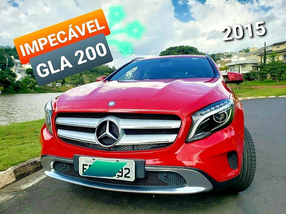 Mercedes Gla 200 1.6 Turbo Flex 2015. Troco E Financio 60x