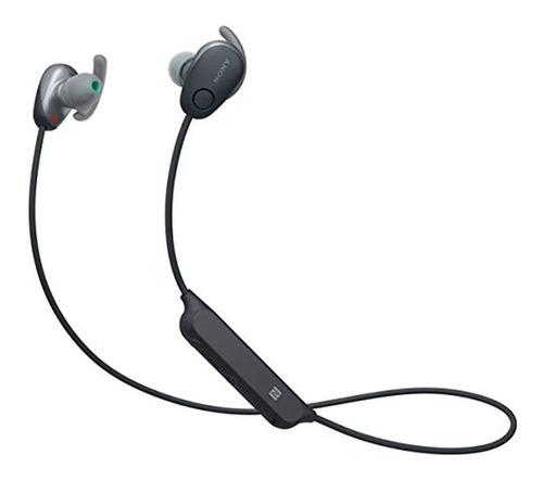 Imagen 1 de 3 de Sony Wi-sp600n Negro Premium Impermeable Bluetooth Inalambr