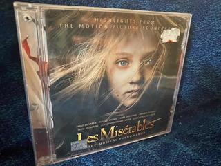 Les Miserables Ost Soundtrack Hugh Jackman Anne Hathaway