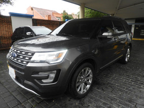 Ford Explorer Limited Tp 3500cc 4x4