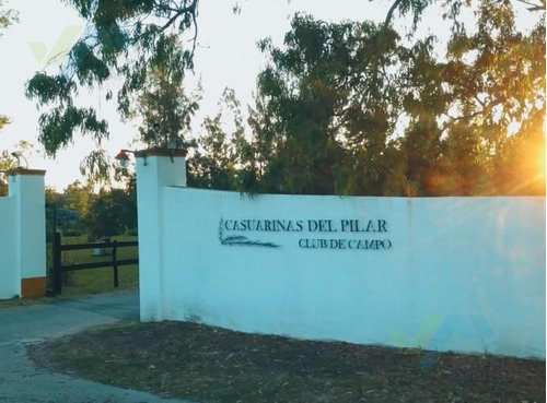 Terreno - Casuarinas Del Pilar