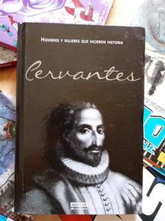 Libro Nuevo Cervantes Con Ilustraciones Aguilar
