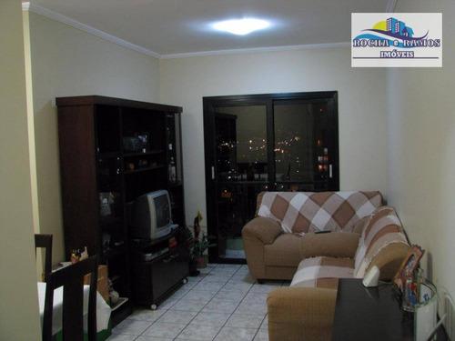 Venda Apartamento São Bernardo Campinas Sp. - Ap0823