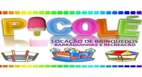 Toboga, Piscina Bolinha, Cama Elastica, Pula Pula, Locacao