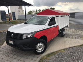 Nissan Np300 2.5 Estacas Dh Aa Mt 2016, Impecable, Crédito!