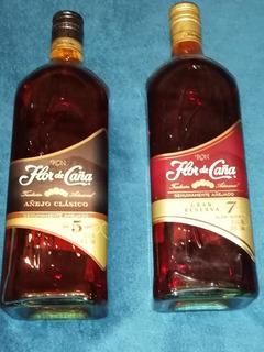 Licor Ron Flor De Caña Traído Desde Nicaragua 85235844