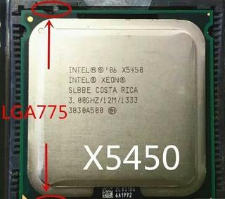 Xeon X5450 Modificado en Mercado Libre Argentina