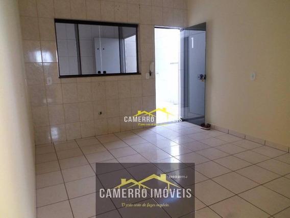 Sala Para Alugar, 45 M² Por R$ 770 - Vila Ferrarezi - Santa Bárbara D