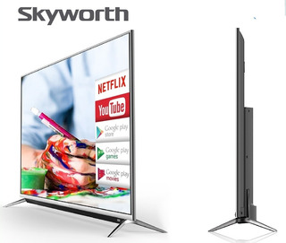 Skyworth 50 4k Smart Tv (android)