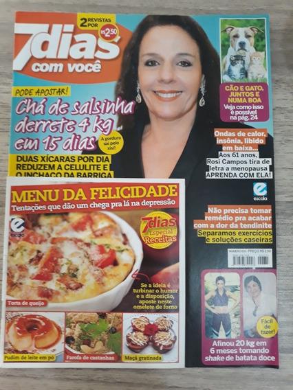 Revista 7 Dias 635 - Rosi Campos