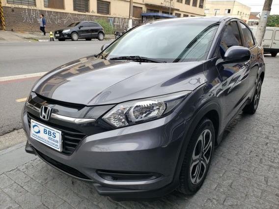 Honda Hr-v Lx 1.8 16v Sohc I-vtec Flexone, Kxq7c98