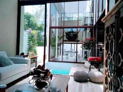 Moderna Y Espaciosa Casa En Venta El Encuentro, Playa Del Carmen P2694