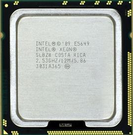 Processador Intel Xeon E5649/2.53hz/12m/lga1366 - Slbz8