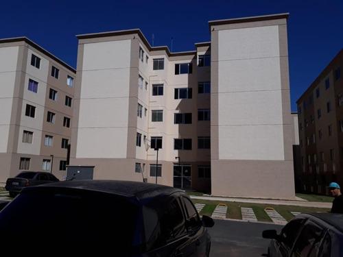 Apartamento Em Jardim Petrópolis, Cotia/sp De 38m² 2 Quartos À Venda Por R$ 170.000,00 - Ap463171