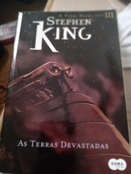 Livro Torre Negra, A - V. 03 - As Terras Devastadas