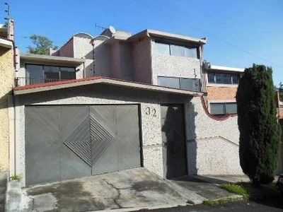 Casa En Renta Fraccionamiento Cerrado Santa Fe Cerca Ibero