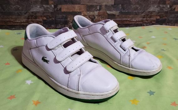 Zapatillas Lacoste Camden Blanco