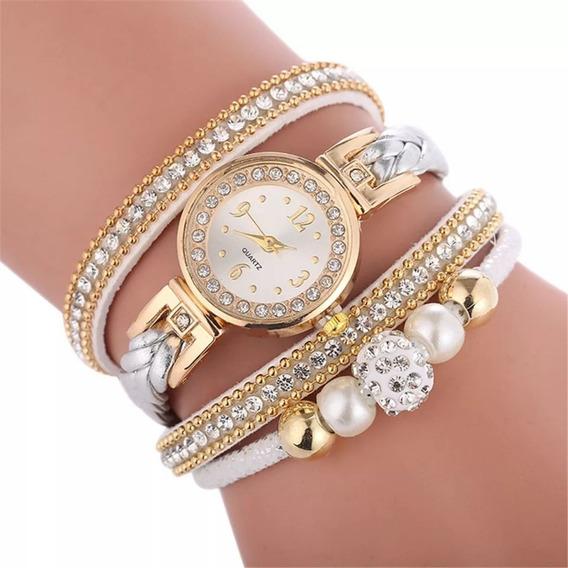 Relógio Feminino Casual Quartz Luxo Ultra Fino Mega Promoção