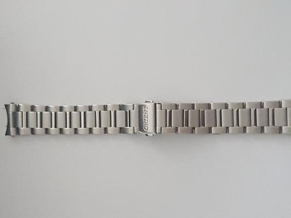 Pulseira Relógio Orient 20mm = Seiko = Omega =tissot