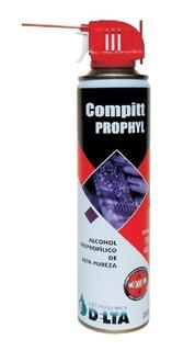 Alcohol Isopropilico Delta Compitt Prophyl Gatillo 315g/440c