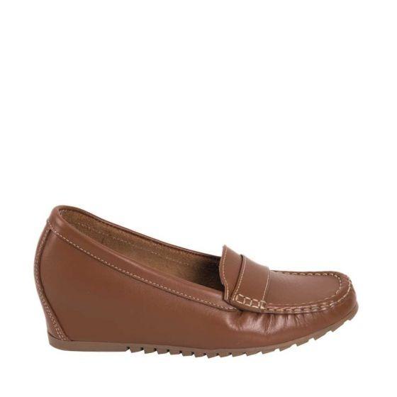 Zapato Confort Shosh Confort 2708 Cof 824958 Antiderrapante
