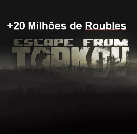 Jogo Escape From Tarkov Estandard Edition + Dinheiro
